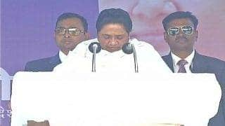 Uttar Pradesh Assembly elections 2017: BJP will end reservation, impose RSS agenda if it comes to power, says Mayawati