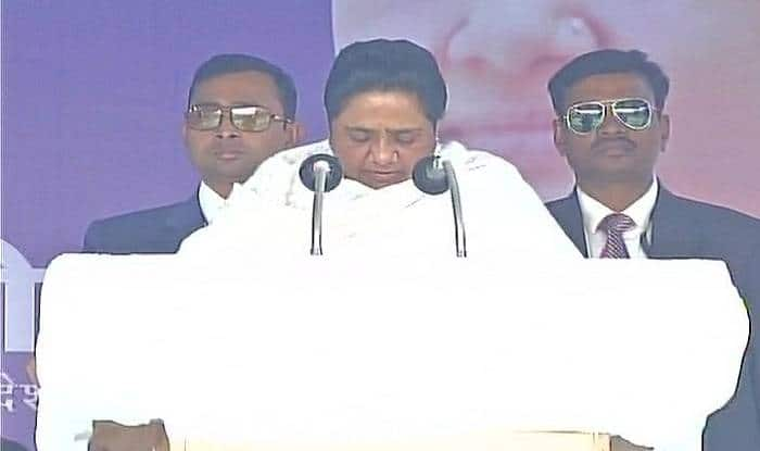 BJP will end reservation, impose RSS agenda if it comes to power, says Mayawati