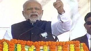 Narendra Modi Pithoragarh rally: PM attacks Congress for questioning surgical strike; 10 key highlights