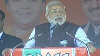 PM Narendra Modi says Congress insulted the armed forces, attacks Akhilesh Yadav; Key highlights from his Gonda rally