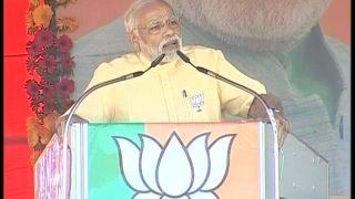 PM Narendra Modi to Akhilesh Yadav: Donkeys inspire me to work; Highlights from PM's Bahraich rally