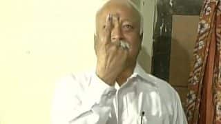 Mohan Bhagwat, VK Singh, Satya Pal Singh Cast Their Vote in First Phase of Lok Sabha Polls