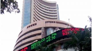 Nifty crosses 9,500-mark for first time