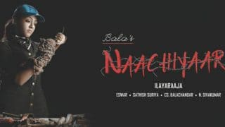 Naachiyaar first look: Suriya unveils wife Jyothika's film's poster on Twitter