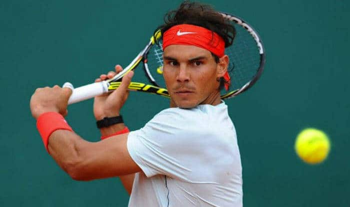 Image result for Nadal to face Albert Ramos in Sunday's final