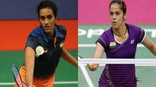 India Open 2017 Badminton: PV Sindhu beats Saina Nehwal 21-16, 22-20 to enter semis