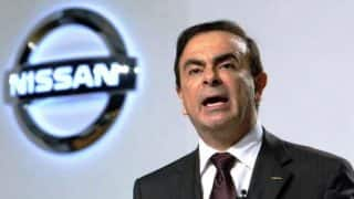 Ghosn to step down as Nissan CEO;Saikawa to take over from April