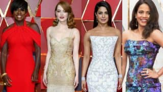 Oscars 2017 red carpet: Emma Stone, Viola Davis, Priyanka Chopra, Priyanka Bose are enchanting best dressed divas!