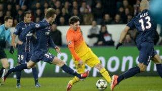 Champions League: PSG look to stop Barcelona in Round of 16