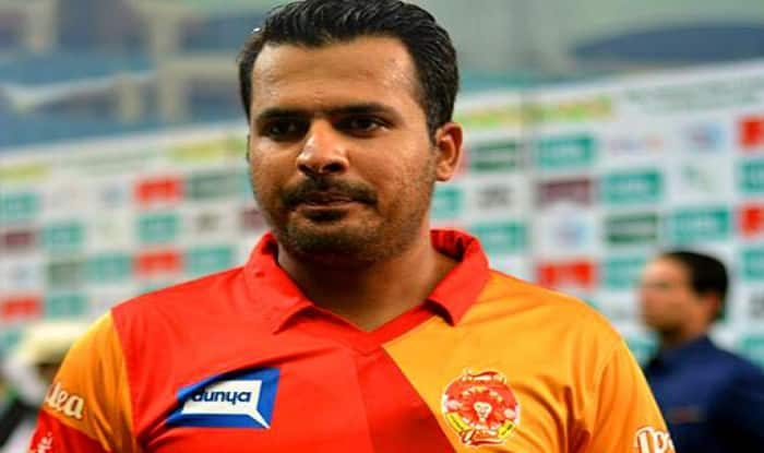 Sharjeel Khan used to play for PSL franchise Islamabad United.