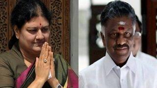 Sasikala Natarajan left questioning 'Why this Kolaveri Di?', O Panneerselvam singing 'Ara Ra Ra Raa'
