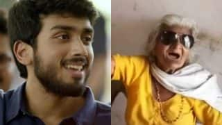 Parody of Kalidas Jayaram's 'Poomaram' sung by a hilarious old woman goes viral (Watch Video)