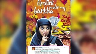 Farhan Akhtar's reaction to CBFC refusing to certify Lipstick Under My Burkha is all of us right now