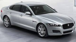 JLR launches Made-in-India Jaguar XF at INR 47.50 lakh onwards