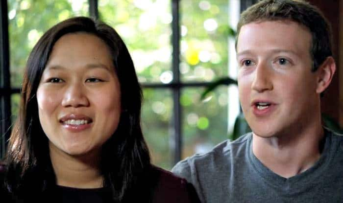 Image result for chan zuckerberg