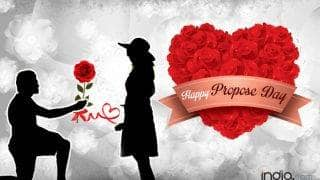 Propose Day Wishes: Happy Propose Day Quotes, SMS, Facebook Status & WhatsApp Messages to share on this Propose Day 2017!