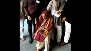 106-year-old woman Mala Devi exercises franchise in Punjab