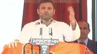 Five promises of Rahul Gandhi for Punjab; cancer hospital a prime focus