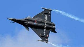 Congress Seeks JPC Probe Into Rafale Fighter Jet Deal With France