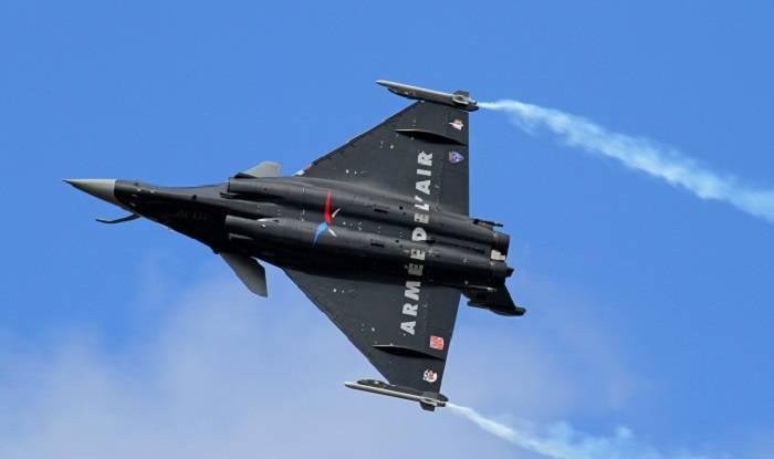 Rafale, Swedish Gripen-E, American F-16 star attraction at