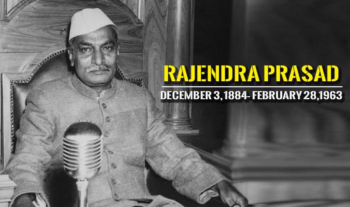 Dr Rajendra Prasad death anniversary: Twitterati pays