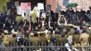 Ramjas College protests: AISA, SFI increasingly caught up in violence while demanding free speech
