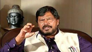 Union Minister Ramdas Athawale Invites YS Jaganmohan Reddy to Join NDA And 'Become Andhra Pradesh CM'