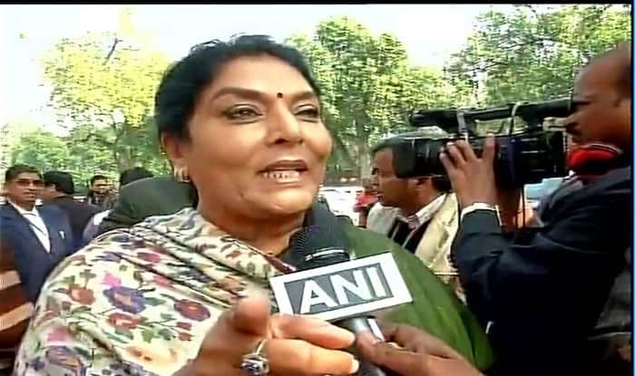 BJP attacks Congress over Renuka Chowdhury's conduct in RS