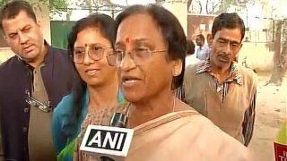 UP Cabinet 2017: Congress turncoat and BJP Minister Rita Bahuguna Joshi gets child development portfolio