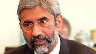 'Respect Indian Sovereignty': Foreign Secretary S Jaishankar tells China