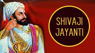 Happy Shivaji Jayanti 2018: Narendra Modi, Amit Shah and Other Twitterati Pay Tribute to Chhatrapati Shivaji Maharaj on His Birth Anniversary