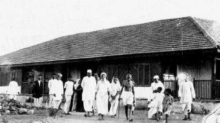 महात्मा गांधी के साबरमती आश्रम के 100 साल पूरे