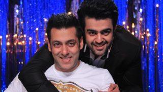 WHAT! Maniesh Paul to go on a world tour with Salman Khan?