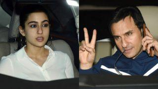 Sara Ali Khan to work with Karan Johar for her Bollywood debut, confirms daddy Saif Ali Khan