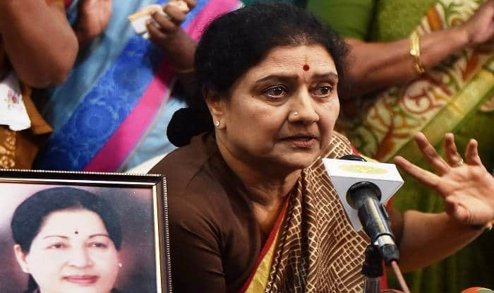 Supreme Court sets aside Karnataka HC's order and gives #VKSasikala a jail term of 4 years in disproportionate assets case against her.
