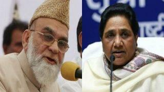Shahi Imam of Delhi Jama Masjid backs BSP in Uttar Pradesh polls