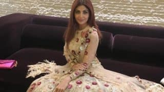 People judged me on my weight post pregnancy, says Shilpa Shetty Kundra