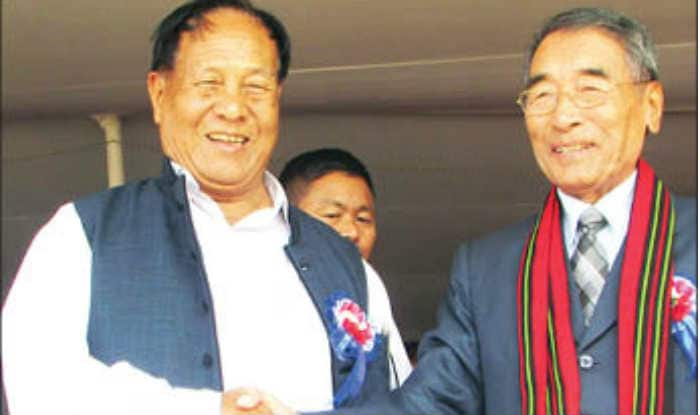 Naga CM to face trust vote today