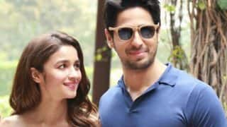 Alia Bhatt spills the beans about her recent meeting with alleged beau Sidharth Malhotra!