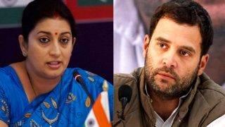 Rahul Gandhi to Visit Godhra Today, Smriti Irani in Ahmedabad for BJP's Gaurav Yatra