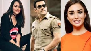 Sonakshi Sinha vs Amy Jackson: Guess who has been roped in for Dabangg 3 opposite Salman Khan!