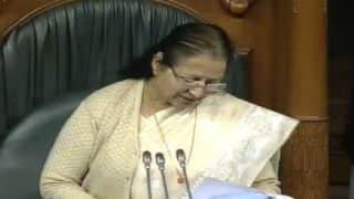 लोकसभा अध्यक्ष सुमित्रा महाजन ने विनोद खन्ना के निधन पर जताया शोक
