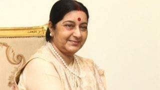 Sushma Swaraj, Tillerson speak over phone; resolve to work closely