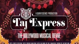 Taj Express: The Bollywood Musical revue set to begin 3 months US tour from tomorrow