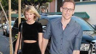 Tom Hiddleston talks about his relationship with ex-Taylor Swift