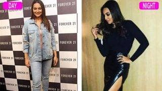 Style File: Sonakshi Sinha in On Fleek by the day and Dangerously Sexy by the night!