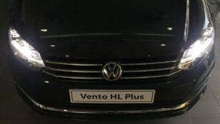 Volkswagen Vento Highline Plus arrives at dealership; Likely to launch this month