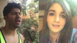 Badrinath Ki Dulhania stars Alia Bhatt and Varun Dhawan's sweet jugalbandi cannot be missed!