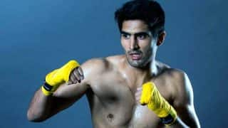 Vijender Singh to face China's Zulpikar Maimaitiali in next professional bout