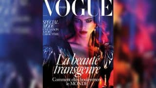 Vogue Paris Features Transgender Model on its Cover for the first time and creates history